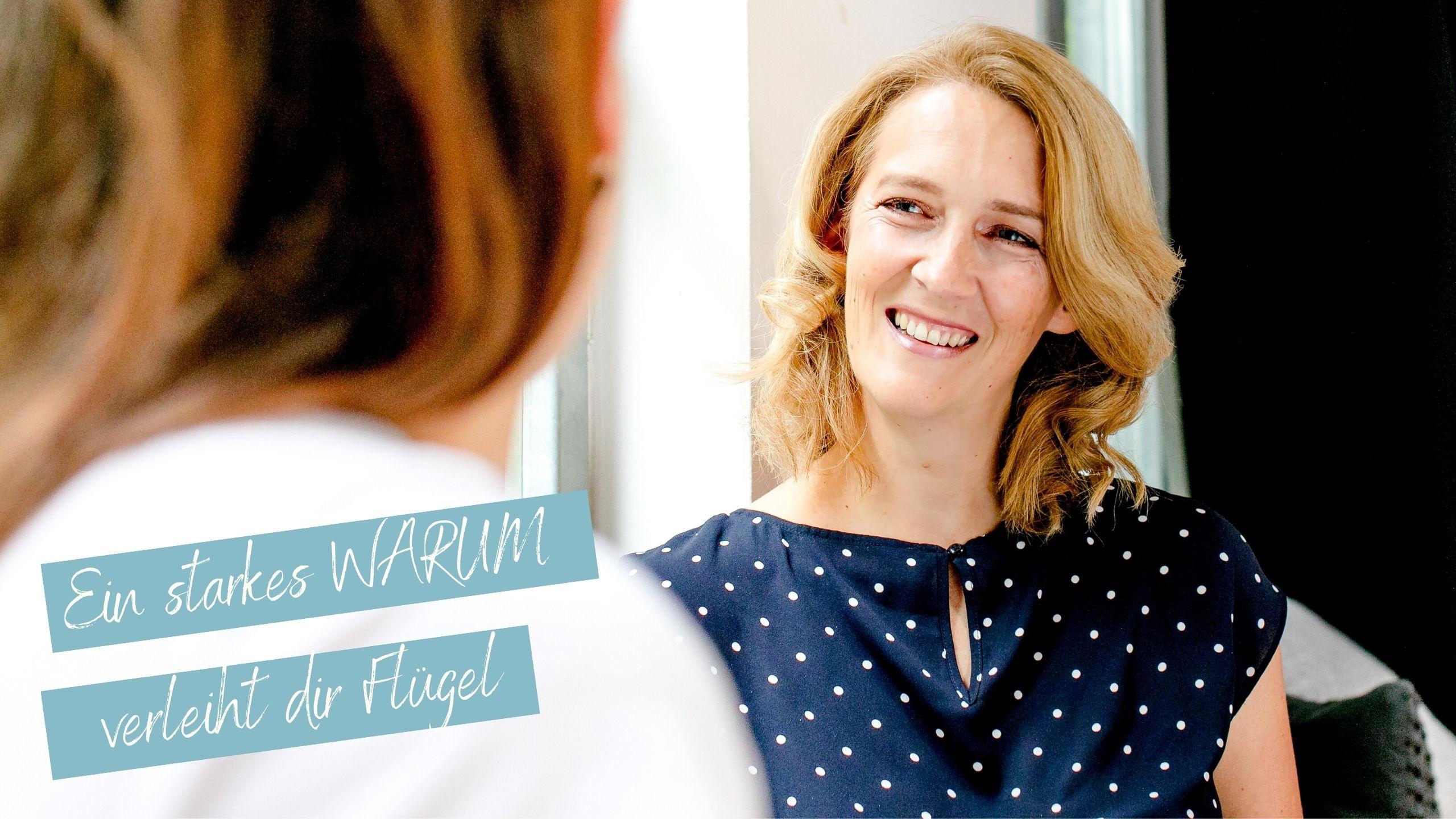Michaela Schächner-Business Mentorin-geiler gründen-ein starkes WARUM verleiht dir Flügel
