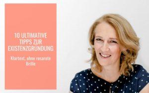 Michaela Schächner Business Coach Tipps Existenzgründung