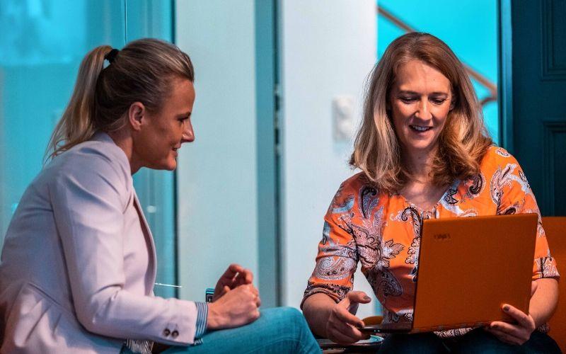Michaela Schächner Existenzgründung Business Coach